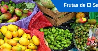 frutas de el salvador, nance, mango, jocote, mamon, paterna, mango