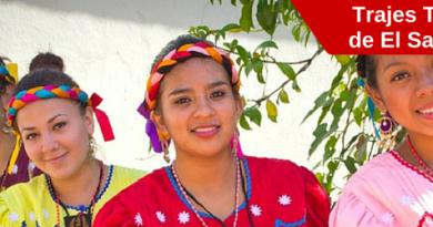 trajes tipicos de el salvador: volcaneña, pancha
