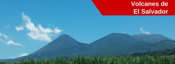 volcanes de el salvador: san salvador, ilamatepec, chinchontepec, chaparrastique, santa ana, izalco