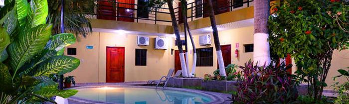 Hotel Camelot, San Miguel, El Salvador