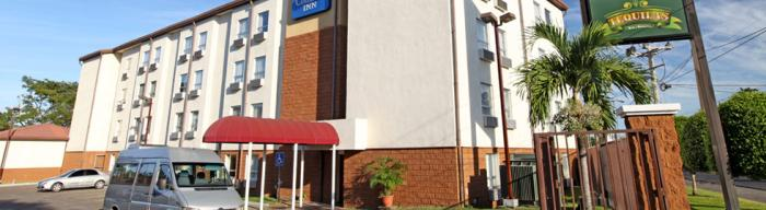 Hotel Comfort Inn San Miguel, El Salvador
