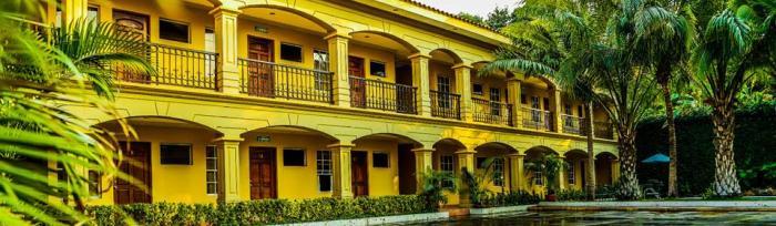 Hotel Florencia, San Miguel, El Salvador