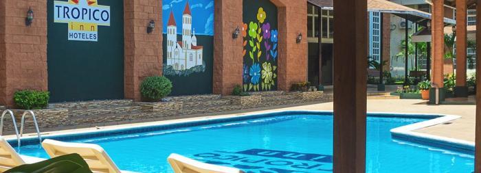Hotel Tropico Inn, San Miguel, El Salvador