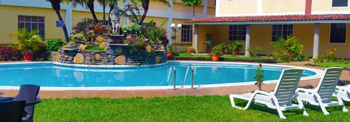 Hoteles en Santa Ana, El Salvador. Hotel Tolteka Plaza