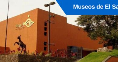 museos de el salvador