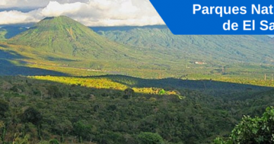 parques naturales de el salvador, areas protegidas de el salvador, reservas naturales