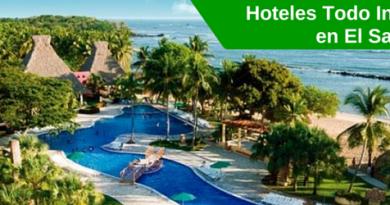 hoteles todo incluido en el salvador, resorts all inclusive el salvador