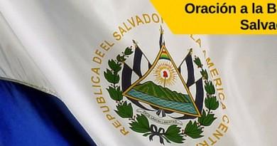 Oracion a la bandera Salvadoreña, david j guzman