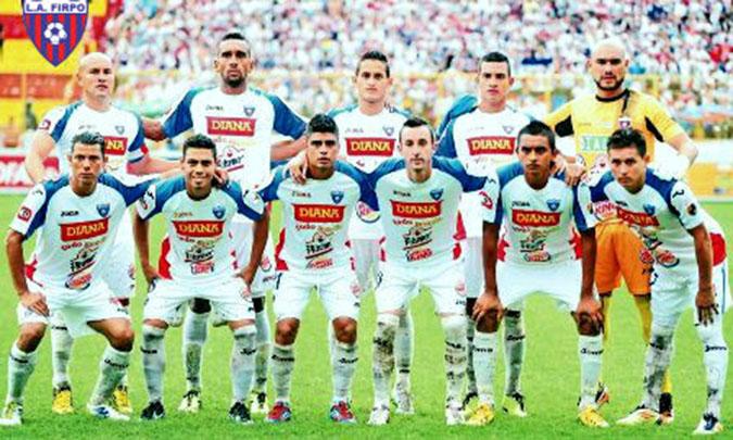 firpo, equipo de futbol de el salvador