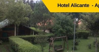 hotel alicante montaña, apaneca, el salvador