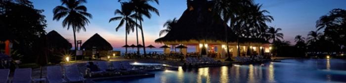 Hotel Decameron, Playa Salinitas, El Salvador