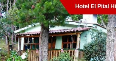 hotel el pital highland, chalatenango, el salvador