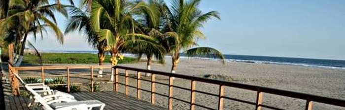 Izalco Hotel & Beach Resort, Playa Costa del Sol, El Salvador