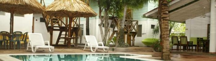 Hotel Los Cobanos Village Lodge, Playa Los Cobanos, El Salvador