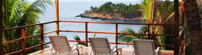 Hotel Miraflores, Playa Las Flores, El Salvador