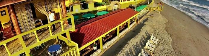 Hotel Rancho Estero y Mar, Playa El Pimental, El Salvador