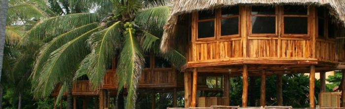 Hotel Tortuga Village, Playa Costa del Sol, El Salvador