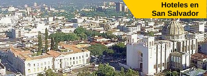 Hoteles en San Salvador, El Salvador