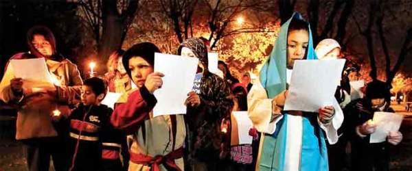 las posadas, tradicion de navidad en el salvador