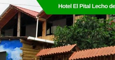 Hotel El Pital Lecho de Flores, chalatenango, el salvador