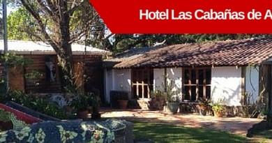 Hotel las Cabañas de Apaneca, Ahuachapan, El Salvador