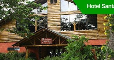 Hotel Santa Leticia, Apaneca, Ahuachapan, El Salvador