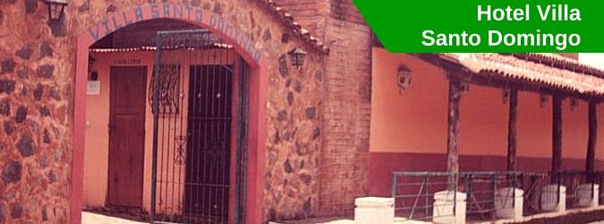 Hotel Villa Santo Domingo, Concepción de Ataco, El Salvador