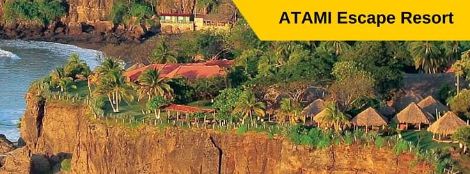 Atami Escape Resort, Tamanique, La Libertad, El Salvador