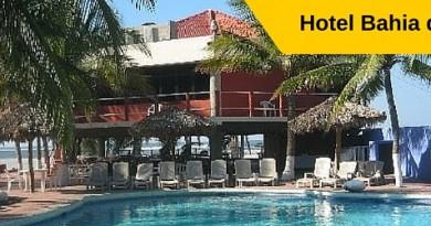 Hotel de Playa Bahia del Sol, Costa del Sol, El Salvador