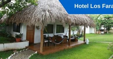 Hotel de Playa Los Farallones, La libertad, El Salvador