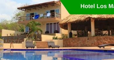Hotel Los Mangos, Playa Punta Mango, El Salvador
