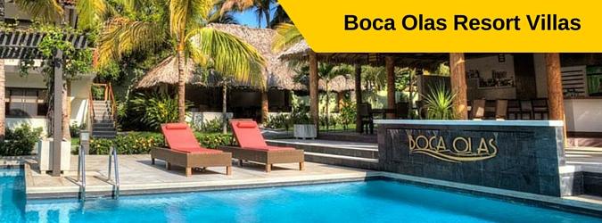 Boca Olas Resor, Playa el Tunco, El Salvador