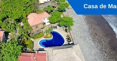 Casa de Mar Hotel, Playa el Tunco, El Salvador
