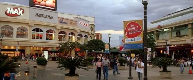 centros comerciales, atractivo turistico de el salvador