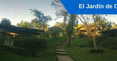 El Jardín de Celeste, Cabañas, Restaurante, Vivero Cafe, Hotel, Concepción de Ataco, El Salavador