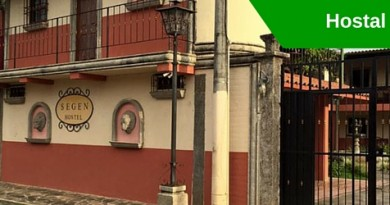 Hotel Segen, Concepcion de Ataco, El Salvador