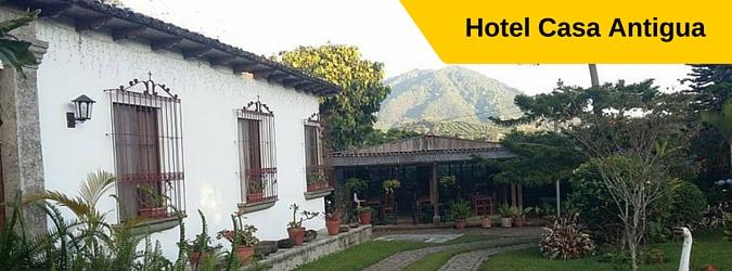 Hotel Casa Antigua, Ataco, El Salvador