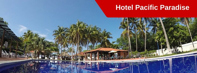 Hotel Pacific Paradise, Playa Costa del Sol, El Salvador