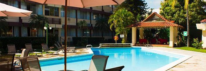 Hotel Terraza, San Salvador, El Salvador