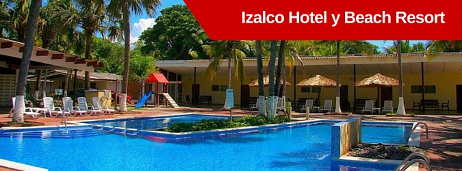Izalco Hotel y Beach Resort, Playa Costa del Sol, El Salvador