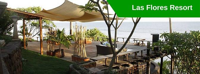 Las Flores Resort, Playa las Flores, El Salvador