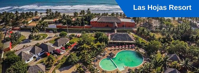 Las Hojas Resort, Playa Las Hojas, El Salvador