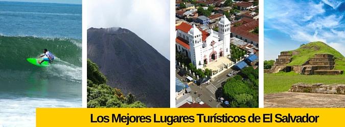 los mejores atractivos turisticos de El Salvador