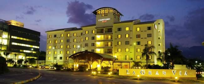 oferta hotelera, atractivo turistico de el salvador