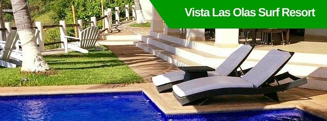 Vistas Las Olas, Hotel Boutique, Playa Las Flores, El Salvador