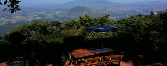 cafe san fernando, restaurante en el boqueron, volcan de san salvador
