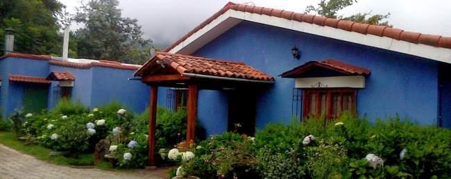 cafe del volcan, restaurante en el boqueron, volcan de san salvador