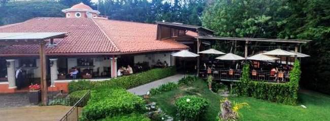 las brumas, restaurante en el boqueron, volcan de san salvador