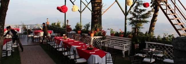 linda vista gardens, restaurante en el boqueron, volcan de san salvador