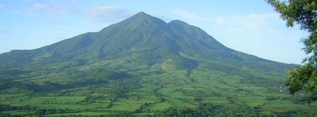 volcán chinchontepec, san vicente, el salvador